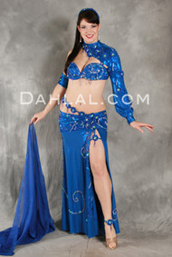 ENRAPTURE by Pharaonics of Egypt, Egyptian Belly Dance Costume, Available for Custom Order