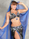 ASSUIT ICON I by Pharaonics of Egypt, Egyptian Belly Dance Costume, Available for Custom Order image