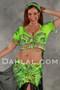 SAMIA'S SECRET by Pharaonics of Egypt, Egyptian Belly Dance Costume, Available for Custom Order image