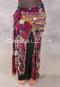 long paneled hip scarf