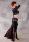 In The Wild Cairo Velvet Pant with Hip Wrap - Temple Dancer