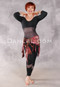 Shown with our Fire Dancer Hip Wrap