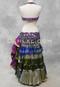 Purple Assuit Bra and Belt Set