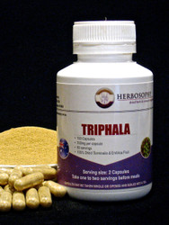 Triphala Capsules and Powder