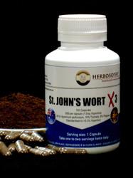 St. Johns Wort X3 (0.3% Hypericin)