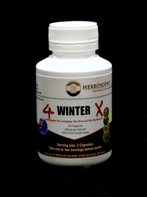 Winter X Blend @ Herbosophy