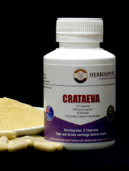 Crataeva Loose Powder & Capsules @ Herbosophy