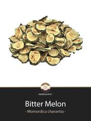 Bitter Melon Slices
