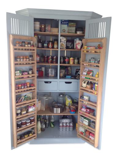 Quot Holt Quot Kitchen Larder Pantry Provisions Cupboard Corner