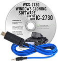 RT Systems WCS-2730 Programming Software and USB-29A for Icom IC-2730