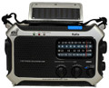 Kaito Solar & Crank Weather Alert Multiband Radio KA550