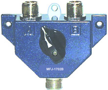 MFJ-1702 Two Position Antenna Switch - Main Trading Company