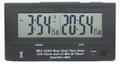 MFJ-148RC Radio Controlled Dual Time LCD Atomic Clock Station ID Timer