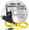 RT Systems ADMS-VX6 Programming Package for Yaesu VX-6