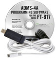 RT Systems ADMS-4A Programming Package for Yaesu FT-817