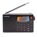 C. Crane Skywave AM, FM, Shortwave, Weather & AirBand Portable Travel Radio GM-SKWV