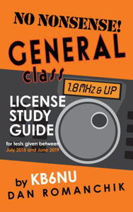 Download>> no-nonsense general class license study guide: (for test….
