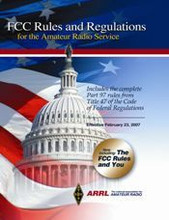 FCC rules and regulations