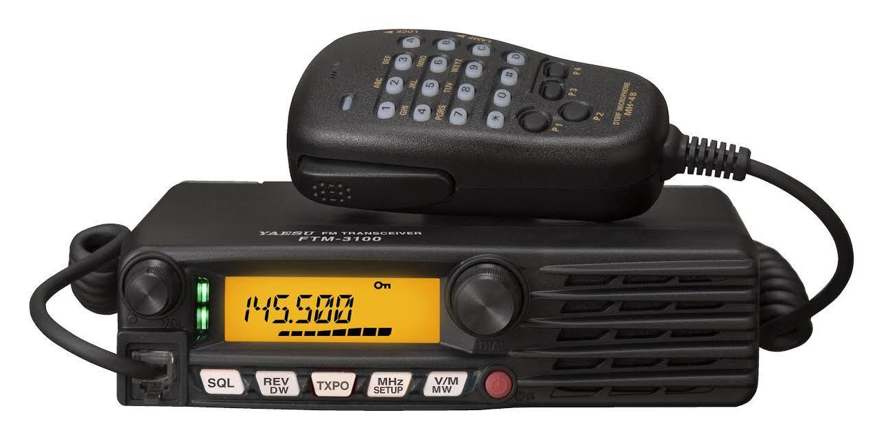 Yaesu FTM-3100 65W 144MHz FM Mobile Transceiver