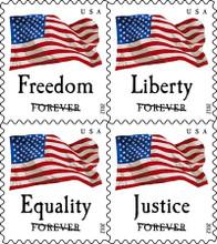 us postal service roll of 100 forever stamps main trading company. Black Bedroom Furniture Sets. Home Design Ideas
