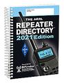 ARRL *2021* Repeater Directory Desktop Edition