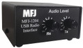 MFJ-1204P8 USB Radio Interface 8 Pin Round