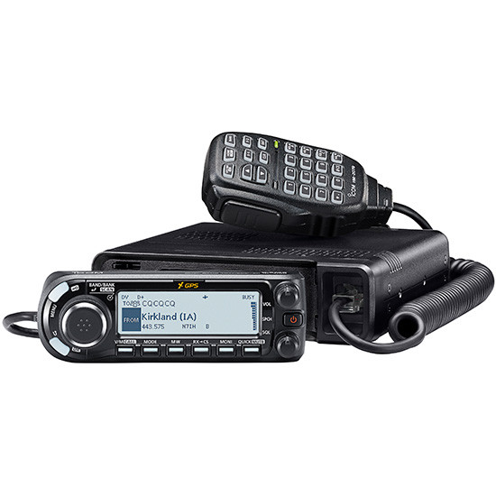 ICOM ID-4100A Transceiver Mobile Dual Band 2m-70cm ID4100A DStar $295 after  MIR