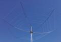 MFJ-1846 20-6 Meter Hex Beam HF Antenna