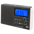 GPX Portable 6-Band Shortwave AM/FM Radio