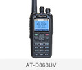 Anytone AT-D868UV DMR Dual Band Handheld With GPS