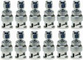 MFJ-7736P  12-PK, ADAPTOR, BNC MALE TO SMA MALE (610-2136)
