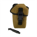 BEE MB Tan Carry Case Military Tactical Portable HT case Molle