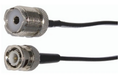 MFJ-5612B  ADAPTOR CABLE, BNC M TO SO239, RG174,3FT(620-3014)