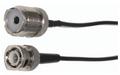 MFJ-5612B  ADAPTOR CABLE, BNC M TO SO239, RG174,3FT(620-3014)