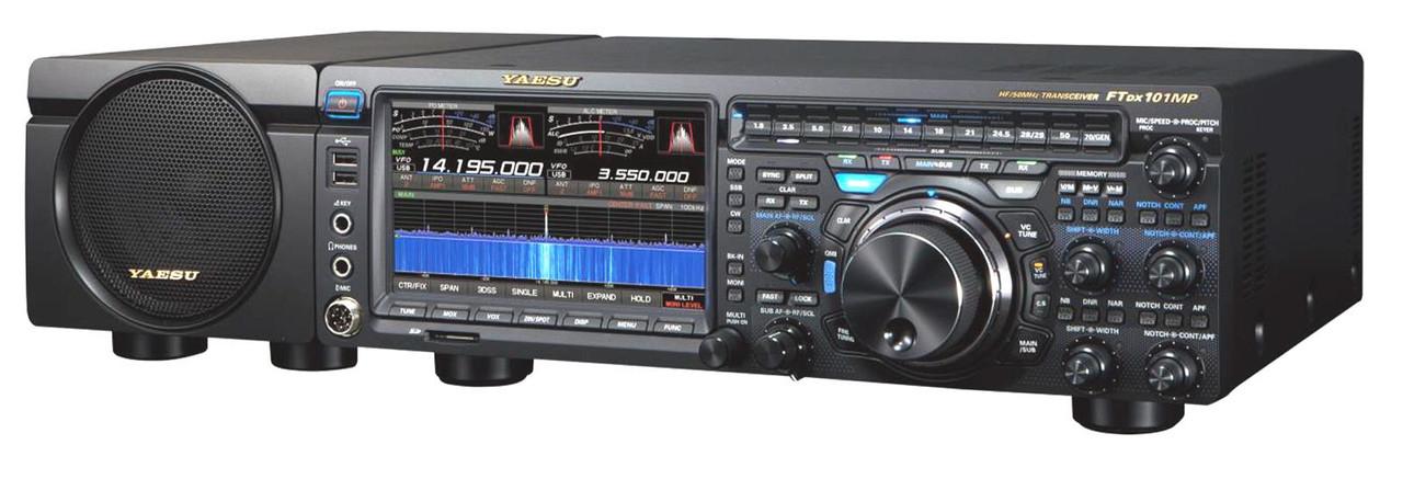 Yaesu FT DX101MP 200W HF 50MHz Transceiver