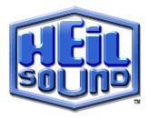 Heil CC-1-Y4 Straight Microphone Cable XLR4 to Yaesu 4-pin (8ft)