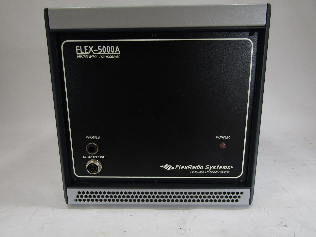 U4986 Used Flex Radio Systems Flex 5000A SDR HF Ham Radio