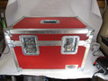 U5073 Used Kangaroo Cases RED Travel Box