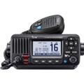 RKB ICOM M424G 21 Black VHF Marine Radio With GPS Factory Refurbished