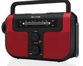 WeatherX WR383R AM/FM/Weather Radio with Flashlight