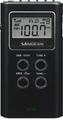 SANGEAN DT-180 AM/FM STEREO DIGITAL TUNING POCKET RADIO (BLACK)