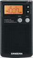Sangean DT-200X FM-Stereo/AM Digital Tuning Pocket Radio