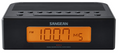 SANGEAN RCR-5 AM/FM DIGITAL TUNING CLOCK RADIO (BLACK)