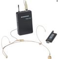 SAMSON STAGE XPD1 HEADSET USB DIGITAL WIRELESS (2.4 GHZ) SYSTEM - DE5 HEADSET (RXD1/PXD1)