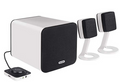 Case Of FOUR STEREN MULTIMEDIA 2.1 SPEAKER,  Computer Speaker w Sub USB 3.5MM