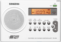 New Damaged Box Sangean PR-D9W AM/FM Weather Alert Rechargeable Portable Radio