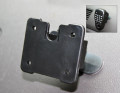 Lido LM-1202 Adhesive back button holder for YAESU/KENWOOD type microphones