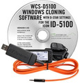 RT-SYSTEMS WCS-D5100 Programming Software and USB RTS05 data cable for Icom ID-5100