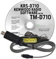 RT Systems KRS-D710 Programming Software and USB-K5G for the Kenwood TM-D710