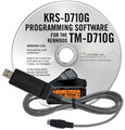 KRS-D710G Programming Software and USB-K5G for the Kenwood TM-D710G